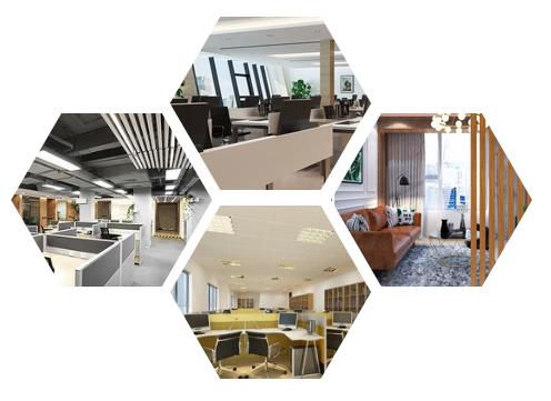 长沙办公室装修公司浩安公装装修设计3大专业优势