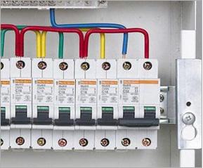 长沙办公室装修设计一站式之根据需求增加强电点位阶段