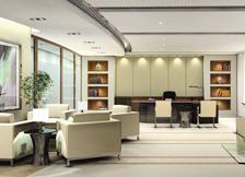 浩安公装公司在办公室厂房、门面店铺快速装修具有工期短优势