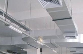 长沙办公室装修公司在装修设计报价时对办公室整装中空调改造的处理过程与装修材料软装配饰一站式装修设计施工