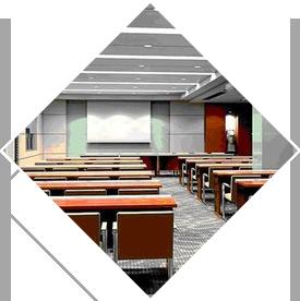 浩安公装公司芙蓉区教育机构装修设计案例