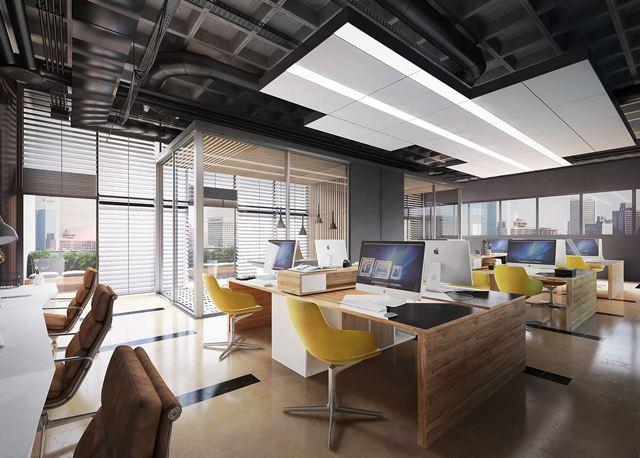 湖南浩安公装公司装修施工资讯知识创业型公司办公室装修指北