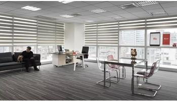 湖南浩安公装公司公装报道资讯知识办公室装修如何彰显出企业文化