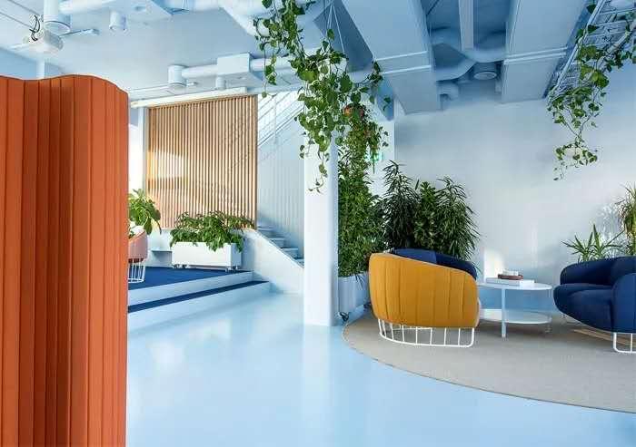 长沙装修公司浩安公装办公空间装修设计案例Bakken & Bæck极简北欧风办公空间设计