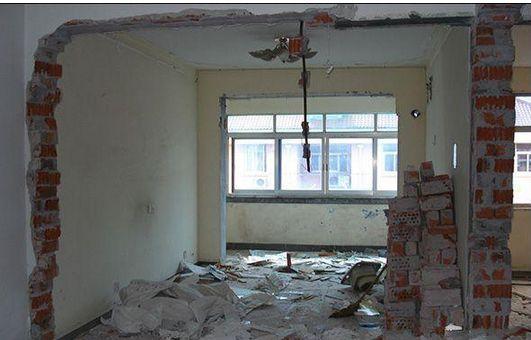 湖南浩安公装公司公装报道资讯知识高层装修破坏承重墙,导致楼出问题,装修方不承担怎么办?