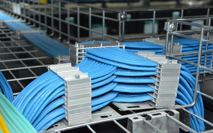 湖南浩安公装公司公装报道资讯知识办公建筑装修综合布线系统的特点