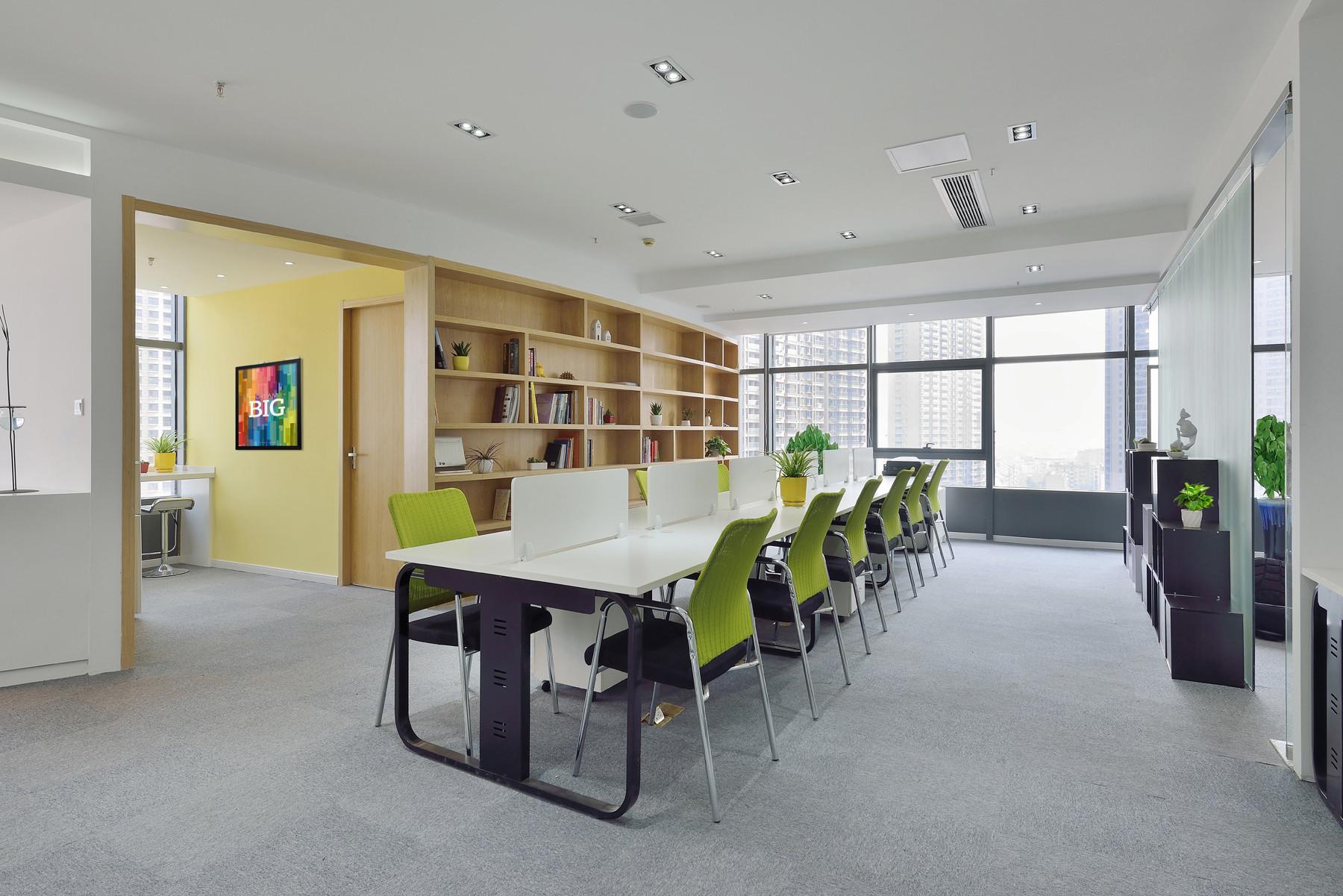 湖南浩安公装公司公装报道资讯知识写字楼装修设计非常实用的细节