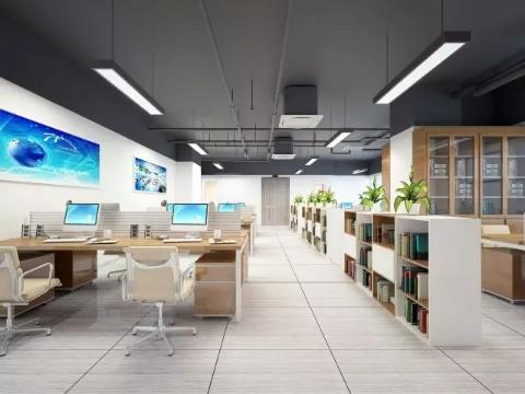 湖南浩安公装公司公装报道资讯知识办公室楼装修设计办公软装如何打造?