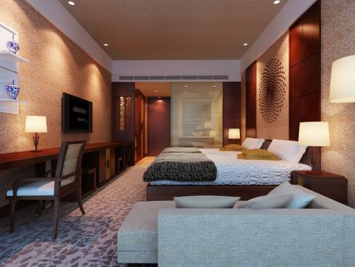 湖南浩安公装公司公装报道资讯知识酒店装修用墙衣还是墙纸两者有何区别?