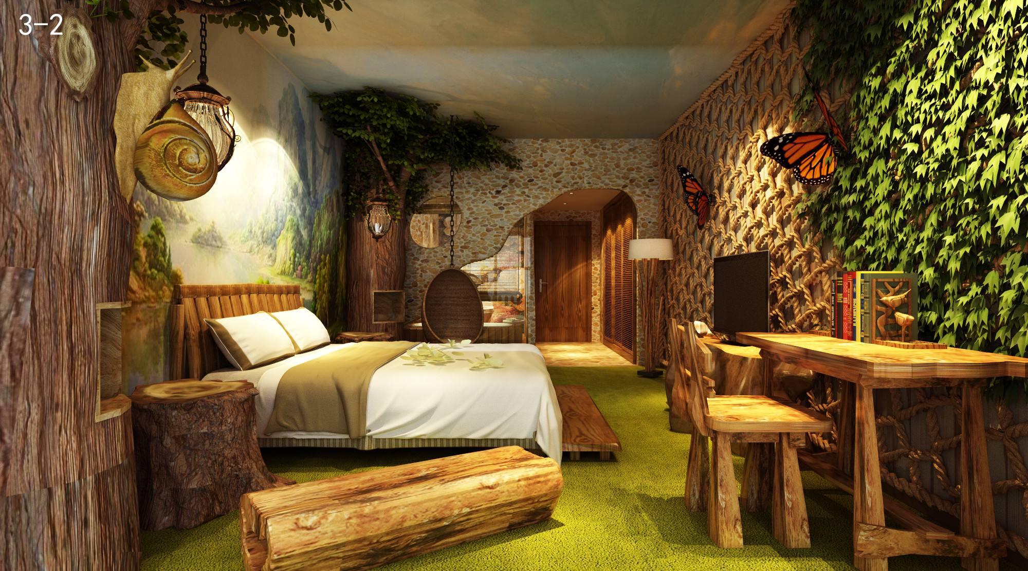 湖南浩安公装公司公装报道资讯知识创意主题酒店装修设计的思路与方法