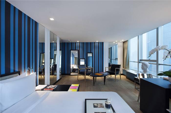 湖南浩安公装公司公装报道资讯知识酒店装修改造设计的实施的先后顺序