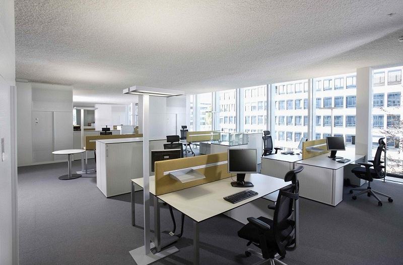 湖南浩安公装公司装修设计资讯知识办公室公装设计前期应怎么选择装修风格?
