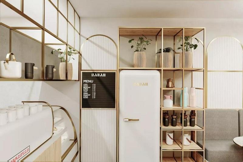 湖南浩安公装公司装修设计资讯知识甜品店设计有哪些风格受顾客青睐?