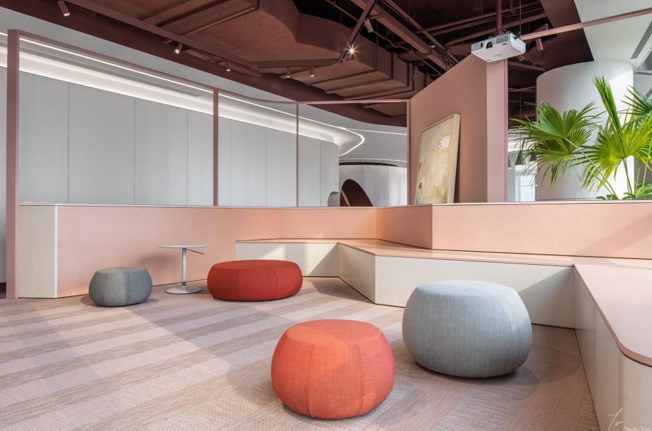 湖南浩安公装公司装修设计资讯知识夏天办公室装修需要注意哪些问题