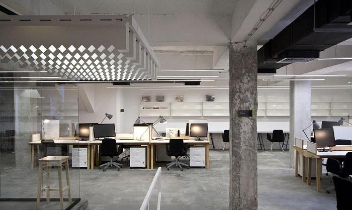 """湖南浩安公装公司装修设计资讯知识好的办公室设计,人身处其中会很""""顺"""" !"""