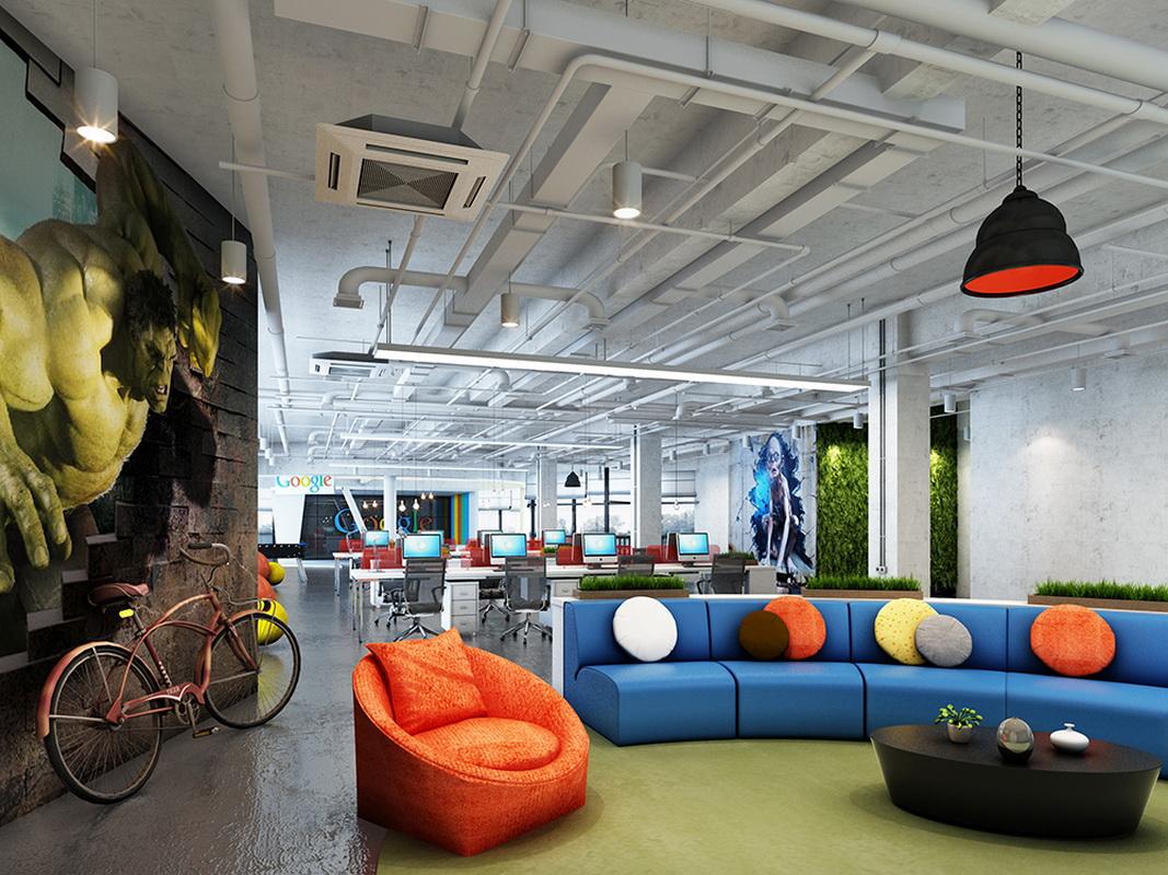 湖南浩安公装公司装修设计资讯知识办公室装修设计 -轻松打造实用办公空间