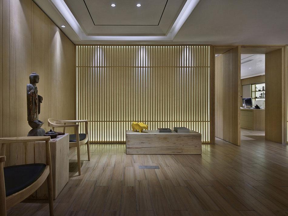 湖南浩安公装公司装修设计资讯知识简约风格办公室装修设计