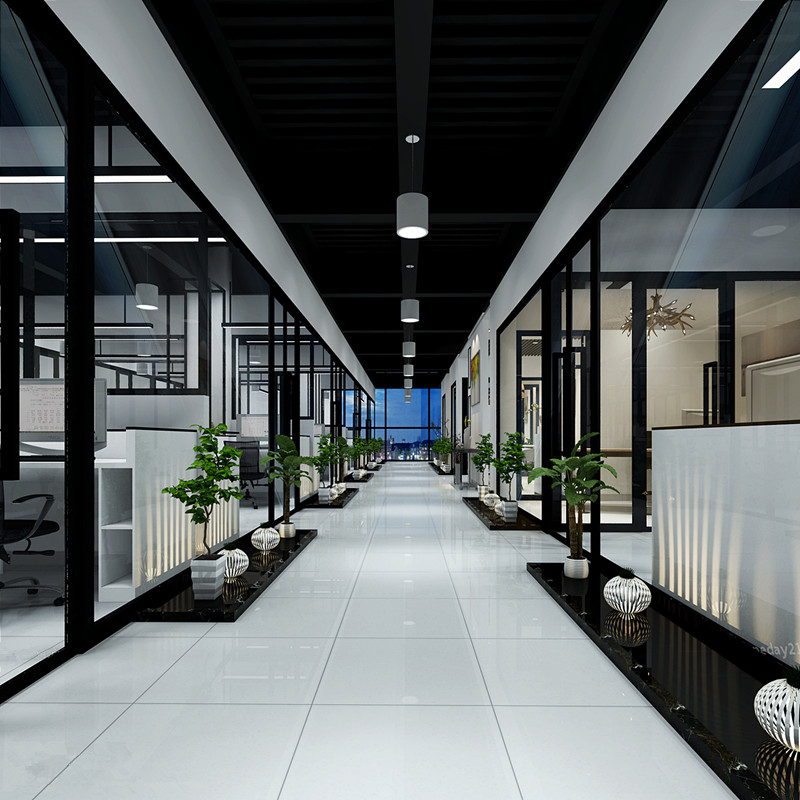 湖南浩安公装公司装修设计资讯知识办公空间设计需要考虑什么问题