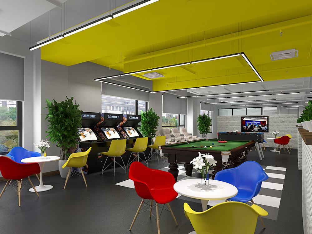 湖南浩安公装公司装修设计资讯知识长沙工装大型办公室设计的方法推荐