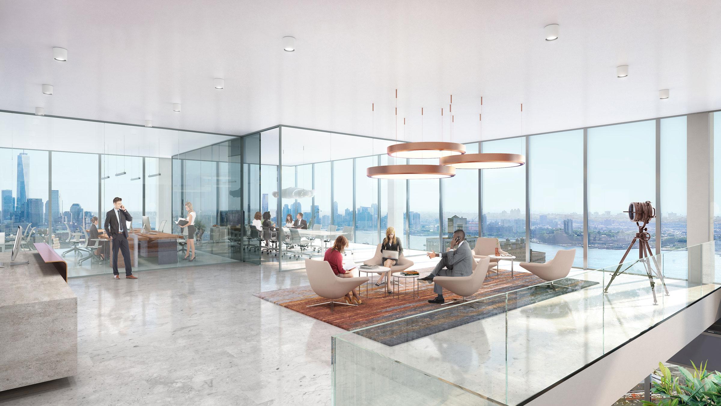 湖南浩安公装公司装修设计资讯知识在公装设计装修行业中现在室内设计的时代特征