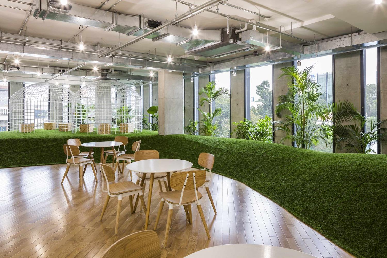 湖南浩安公装公司装修设计资讯知识在公装装修设计体系中室内设计空间要素的重要性