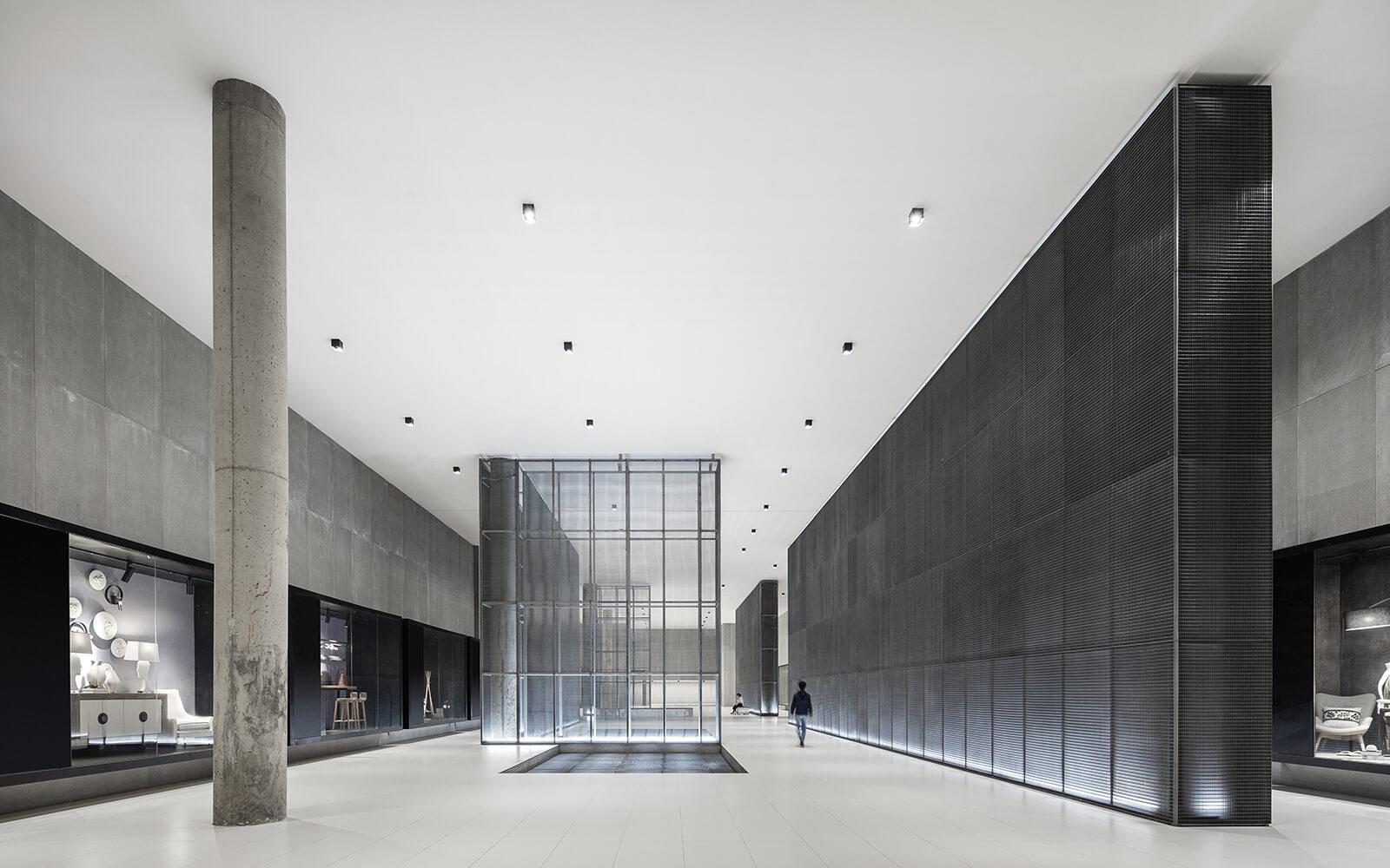 湖南浩安公装公司装修设计资讯知识浅谈湖南办公室装修中室内设计主从与重点