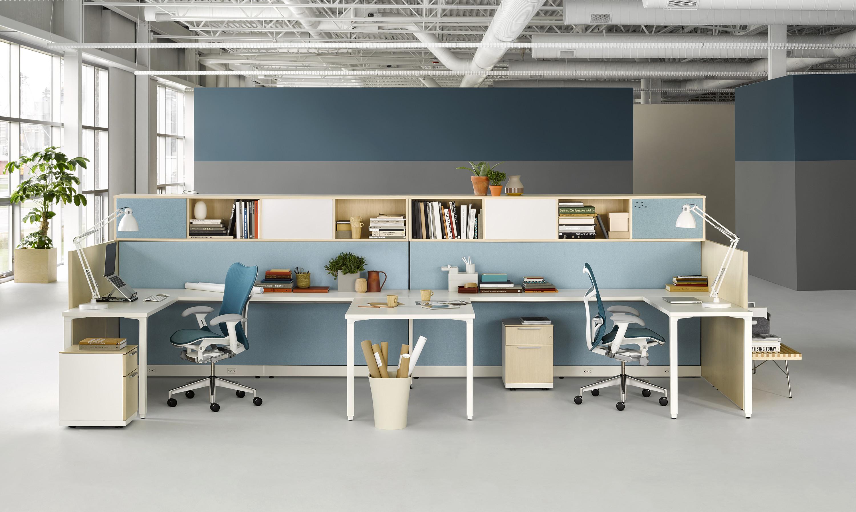 湖南浩安公装公司装修设计资讯知识办公室装修设计色彩的华丽朴素感与积极消极感