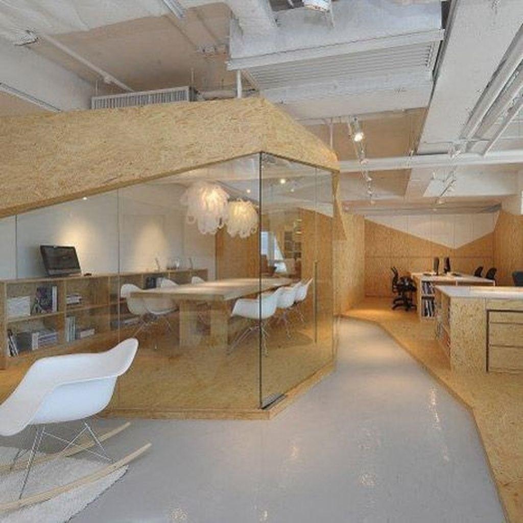 湖南浩安公装公司装修设计资讯知识办公空间装修照明设计时避免眩光和阴影