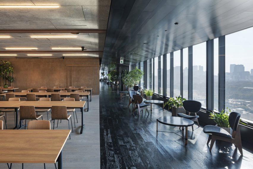 湖南浩安公装公司装修设计资讯知识长沙写字楼设计色彩的轻重感运用体会