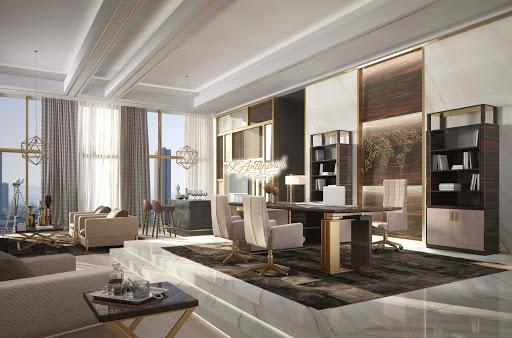 湖南浩安公装公司装修设计资讯知识长沙知名装修公司室内空间色彩搭配技巧