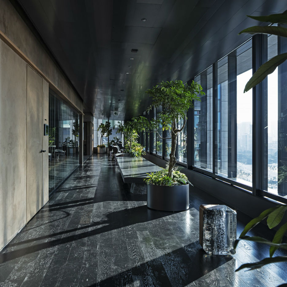 湖南浩安公装公司装修设计资讯知识长沙简约办公室装修照明节能性与经济性设计
