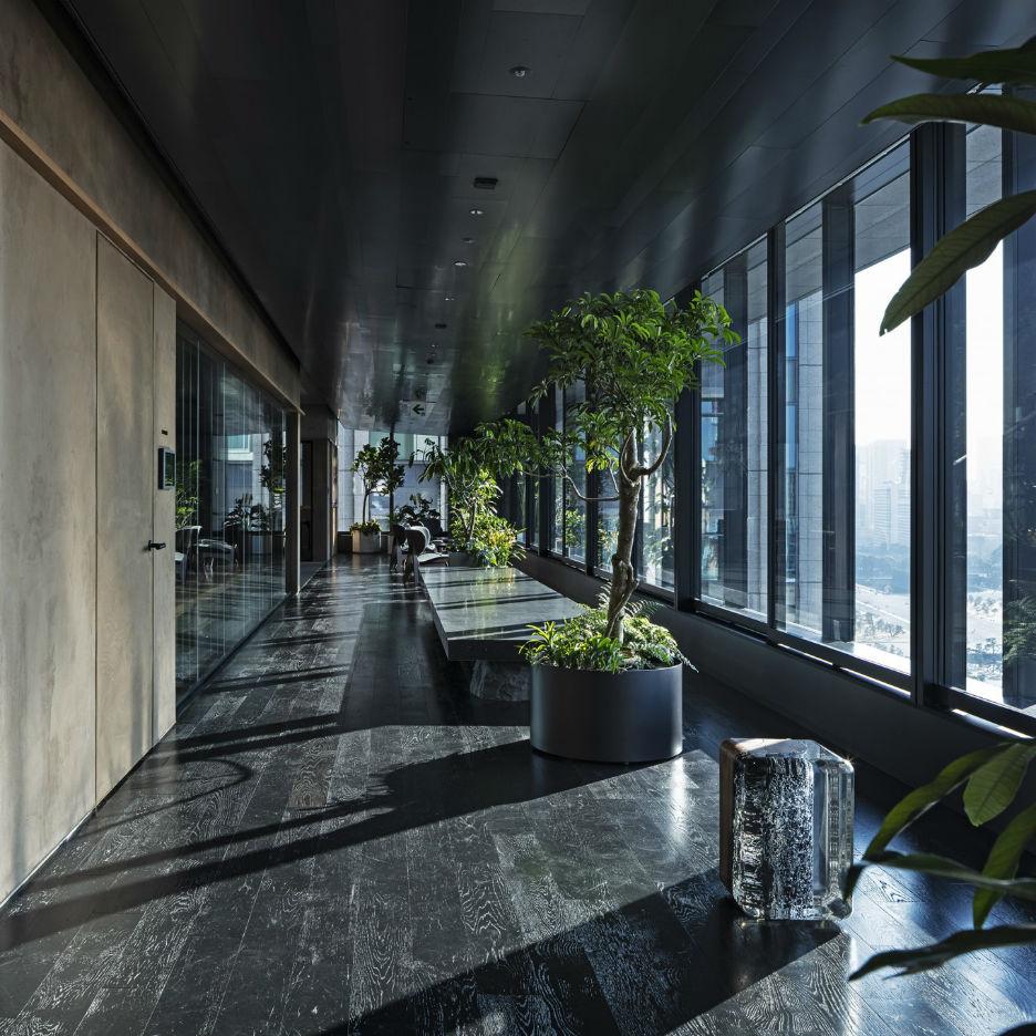 湖南浩安公装公司装修设计资讯知识长沙办公楼装修设计办公家具按建筑环境分类