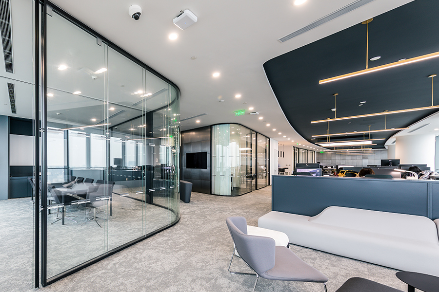 湖南浩安公装公司装修设计资讯知识衡阳办公室装修家具设计的内容