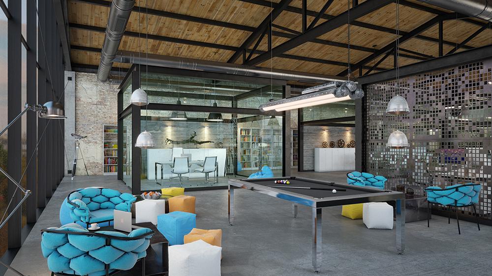 湖南浩安公装公司装修设计资讯知识长沙写字楼装修室内装饰材料塑料的运用