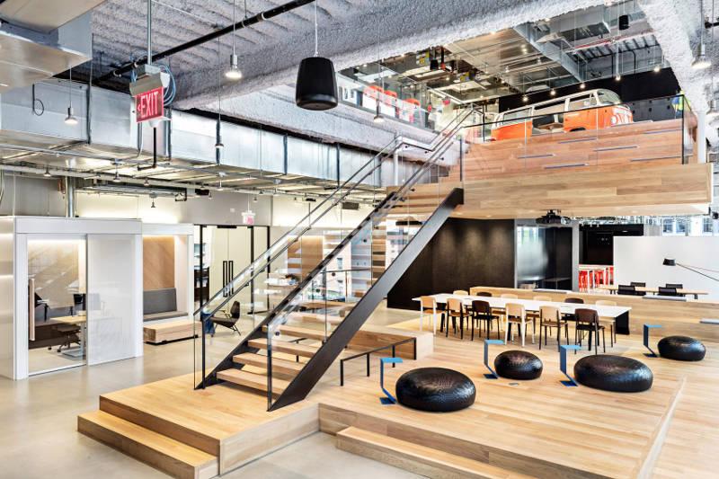 湖南浩安公装公司装修设计资讯知识长沙办公楼装修装饰材料金属的设计与运用