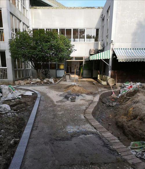 小天才国际幼儿园装修工程2