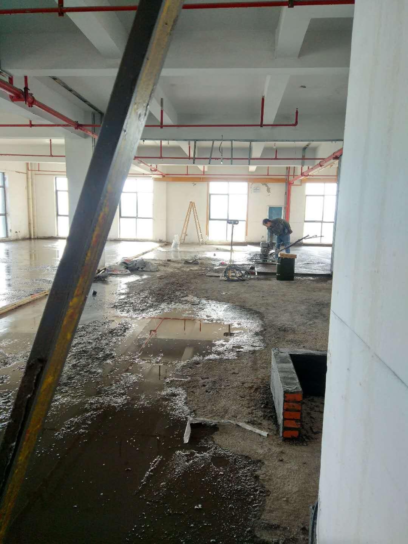咸亨国际酒店大楼整修工程1