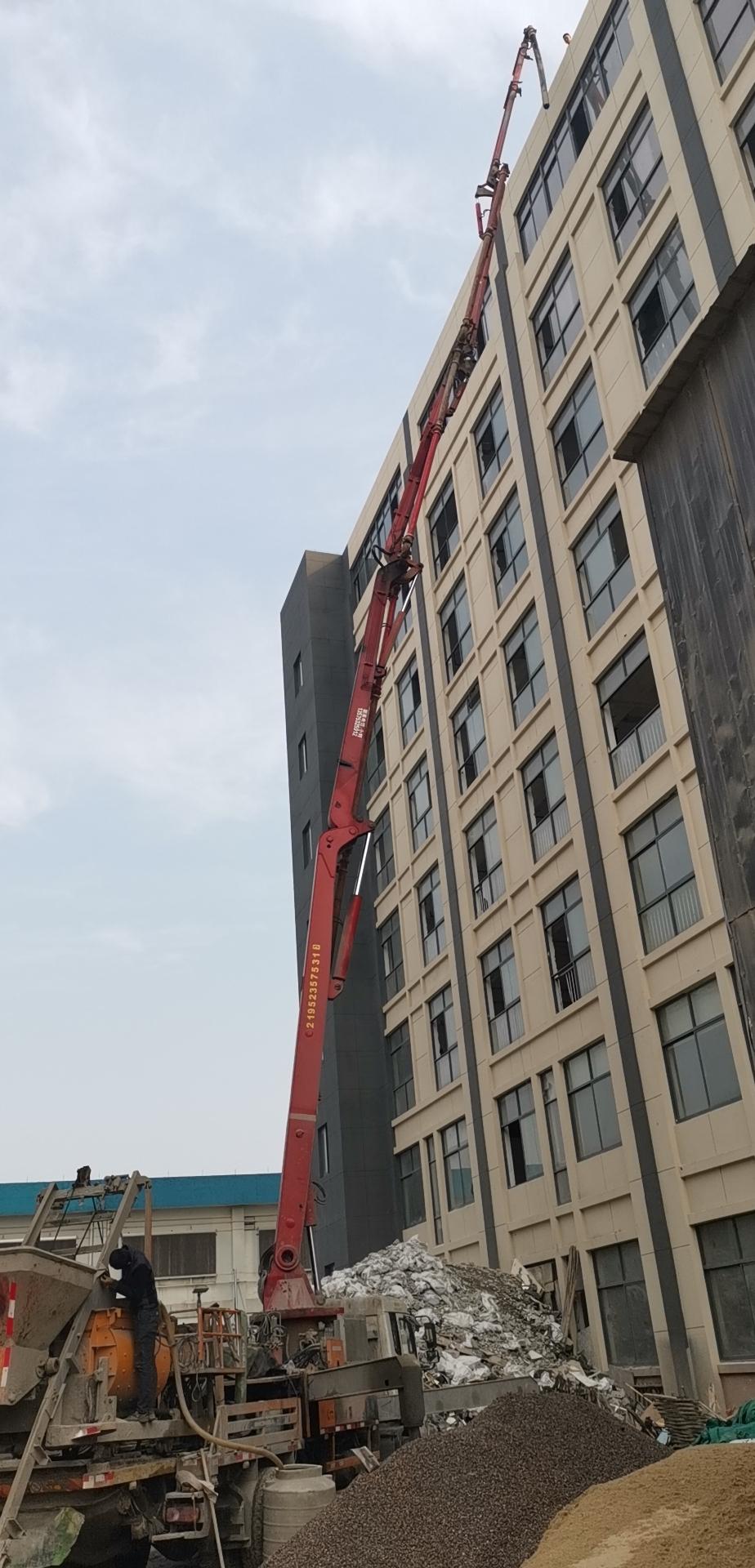 咸亨国际酒店大楼整修工程2