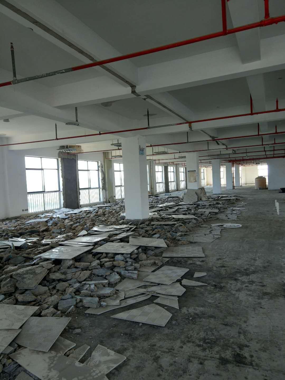咸亨国际酒店大楼整修工程5