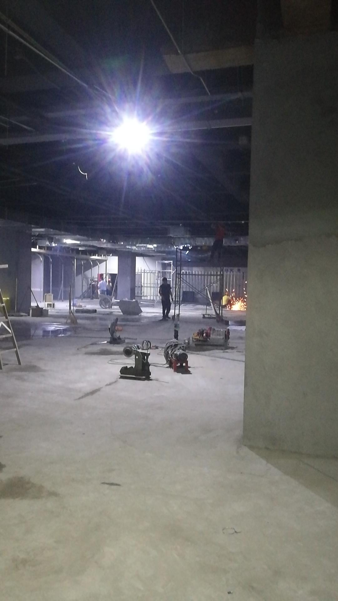 海创基地办公室改造工程1