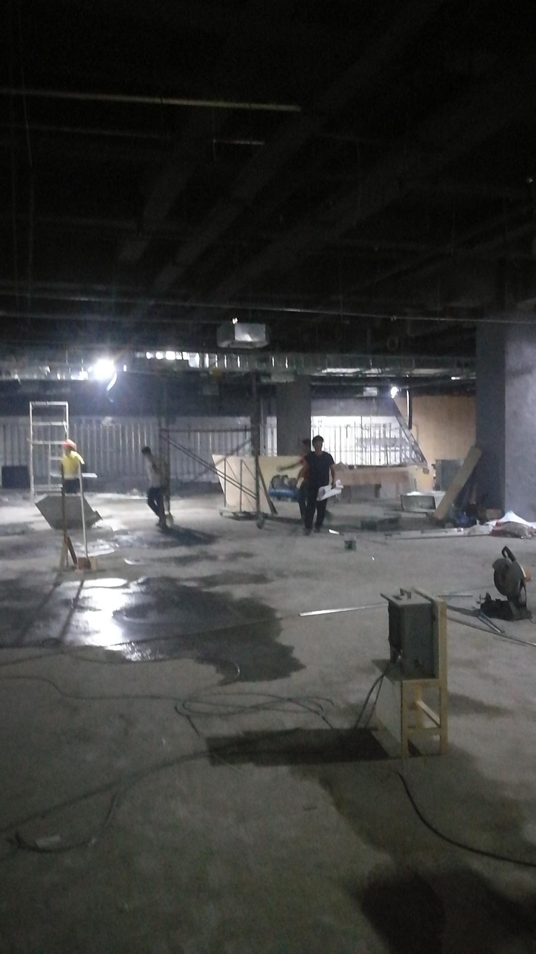 海创基地办公室改造工程2