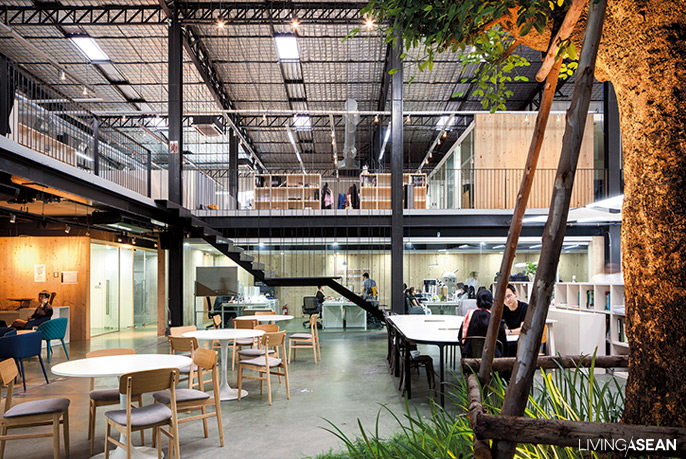 湖南浩安公装公司装修设计资讯知识长沙办公室绿化的布置方式重点装饰与边角点缀打造视觉中心