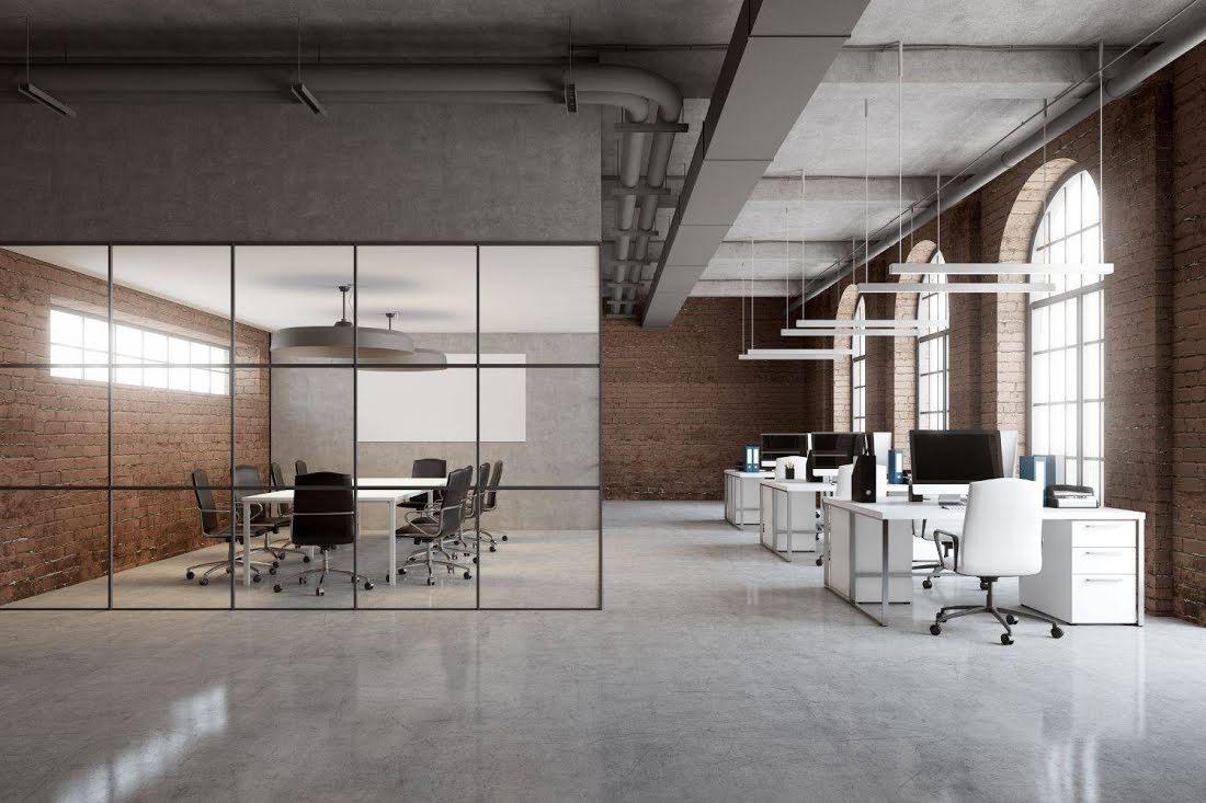 湖南浩安公装公司装修设计资讯知识湘潭办公室绿化陈设与位置摆放设计更烘托氛围