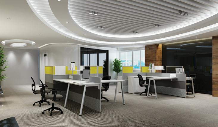 湖南浩安公装公司装修设计资讯知识湖南办公众创空间设计为创业者提供增值服务