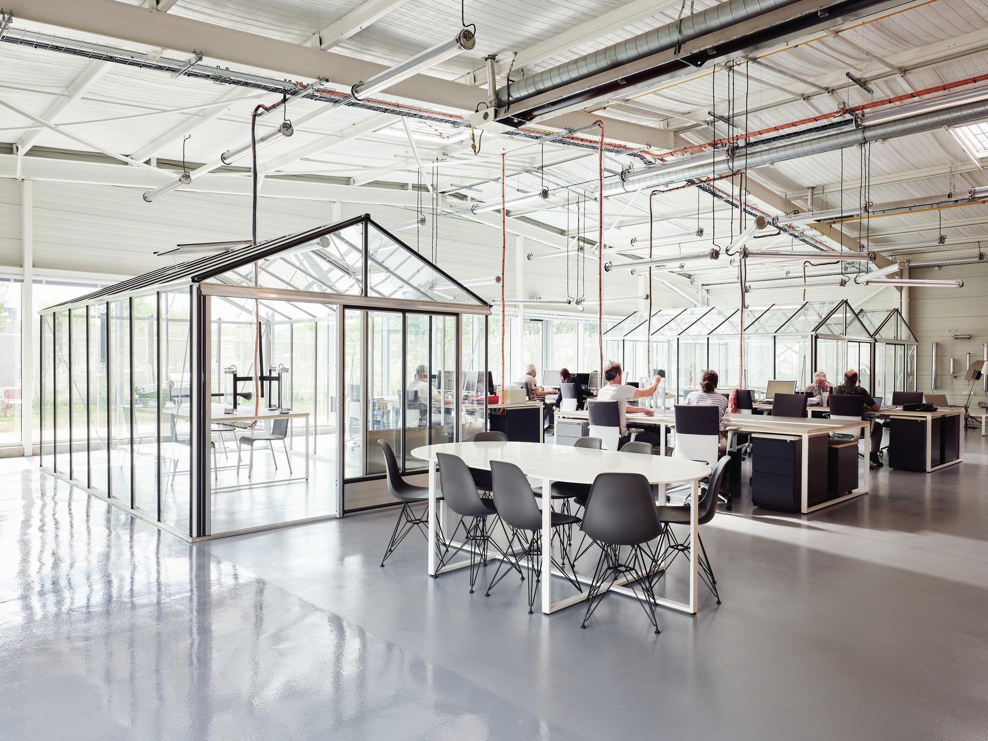 湖南浩安公装公司装修设计资讯知识岳阳办公室装修各功能分区设计技巧精要
