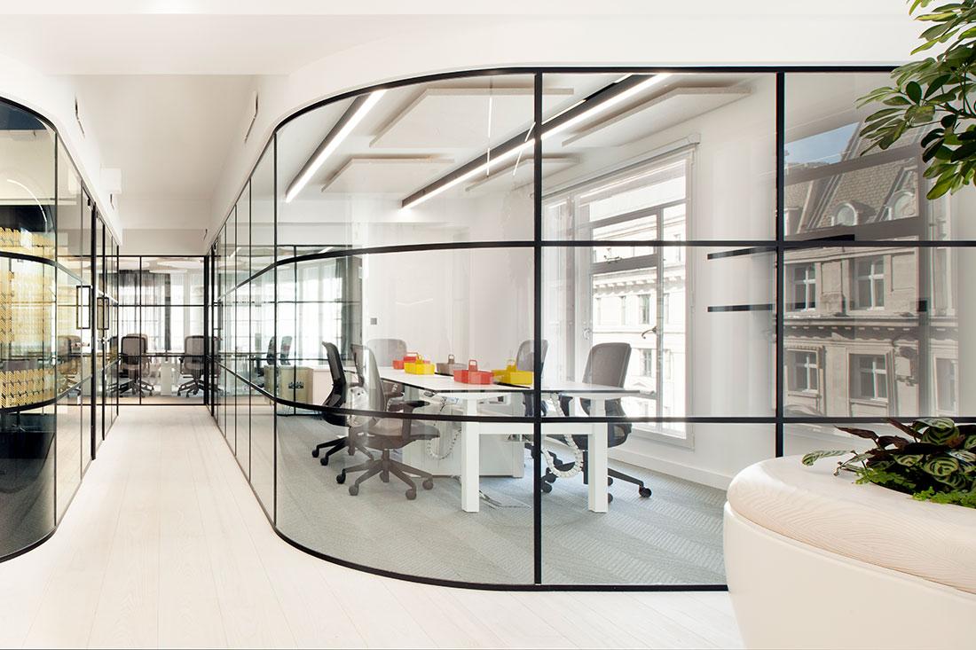 老板总裁级办公室装修设计的秘密与套路效果图