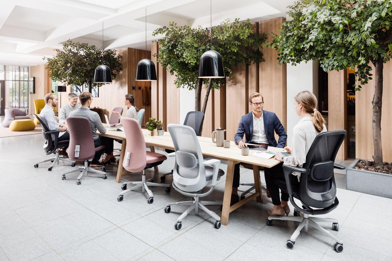 创业者对于办公室装修设计注意这些要素示意图