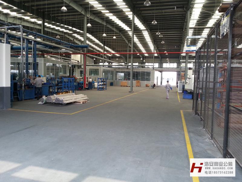 长沙的工厂食堂、公司厨房装修效果图