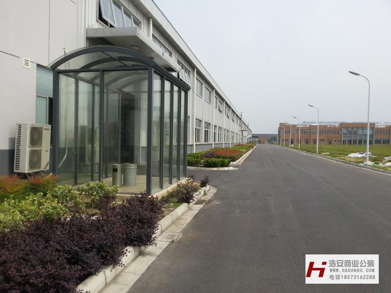 湖南浩安公装公司厂房装修资讯知识澧陵厂房办公空间采用隔断装修布局的基本要素