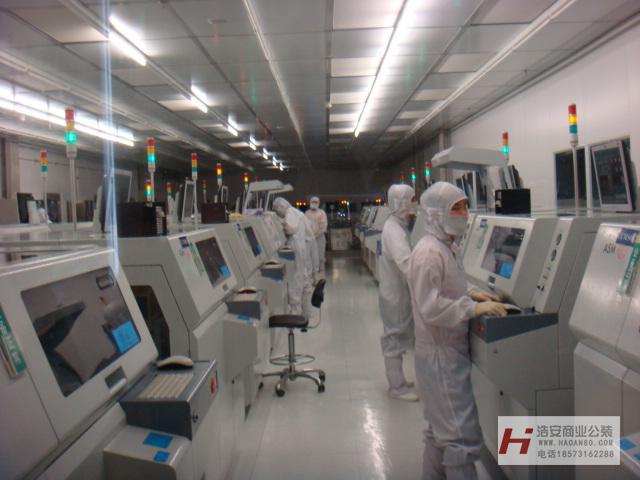 湖南浩安公装公司厂房装修资讯知识怀化厂房装修无尘车间的等级划分